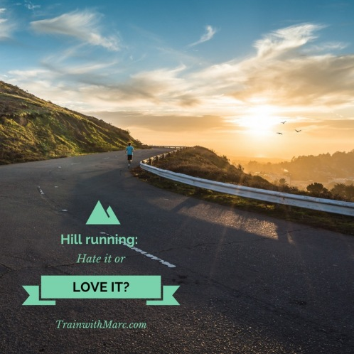 Hill running: Hate it or love it?