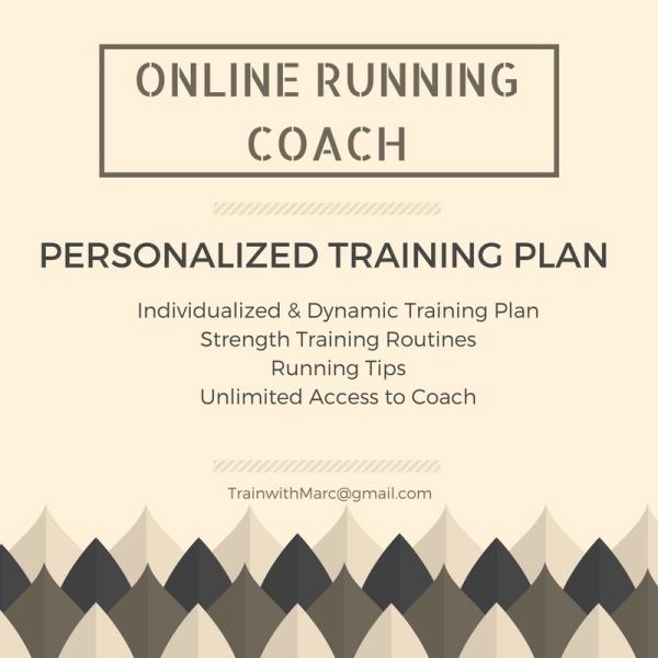 TrainwithMarc - online running coach