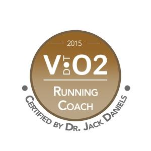 2015 Vdot O2 Certified Running Coach