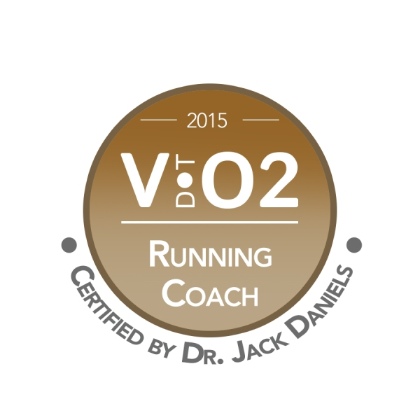 2015 Vdot O2 Certified Running Coach