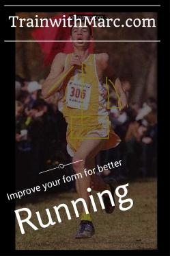 Running form can be fixed to improve efficiency