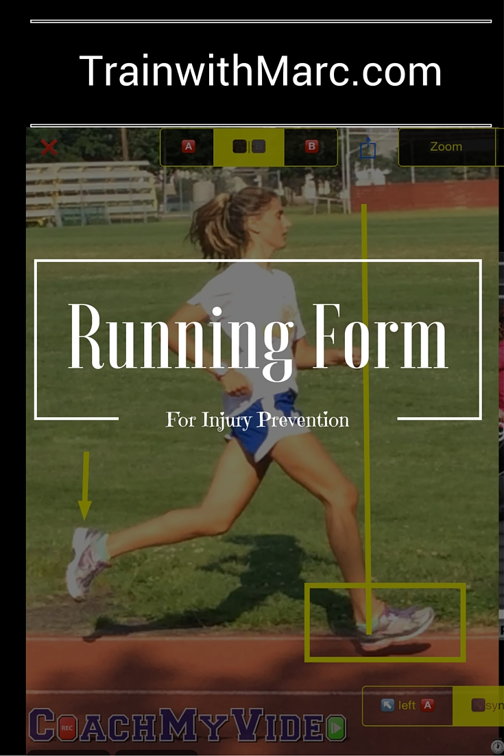 Reduce injuries with proper running form
