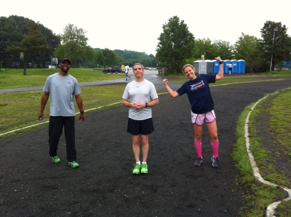 TWM meets for workouts in South Jersey
