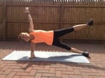 Side Plank - Core Exercise # 4