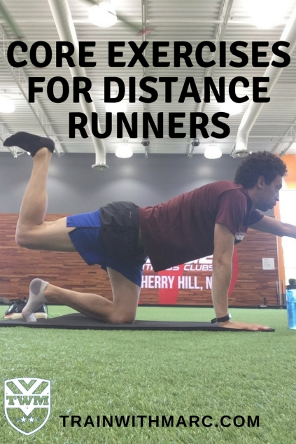 Core Exercises for Distance Runners