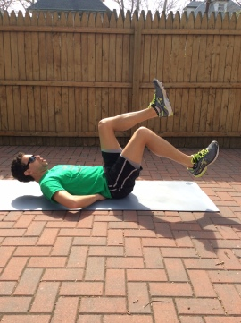 Step Downs - Core Exercise # 1