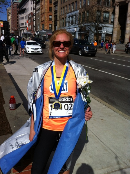 Post-Boston Marathon Recovery Time