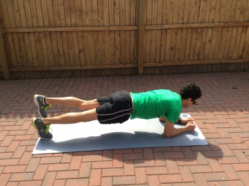 Prone Stabilizer - Core Exercise # 2