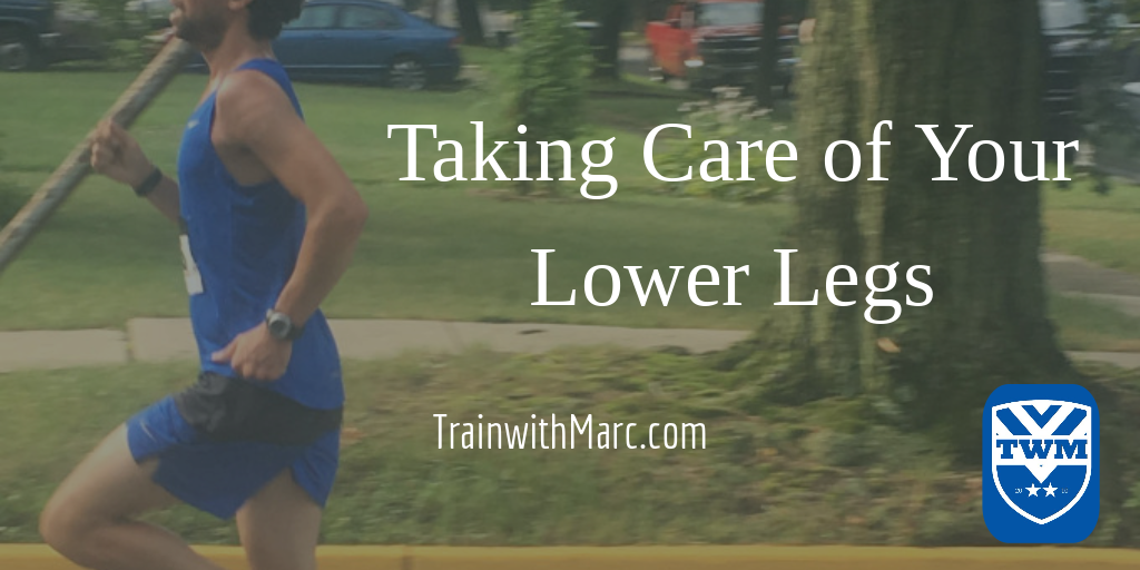 Taking care of your lower legs: ankle strength & flexibility