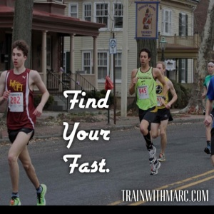 Finding my fast with consistent training