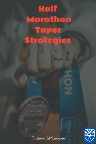 Taper strategies for your upcoming half marathon