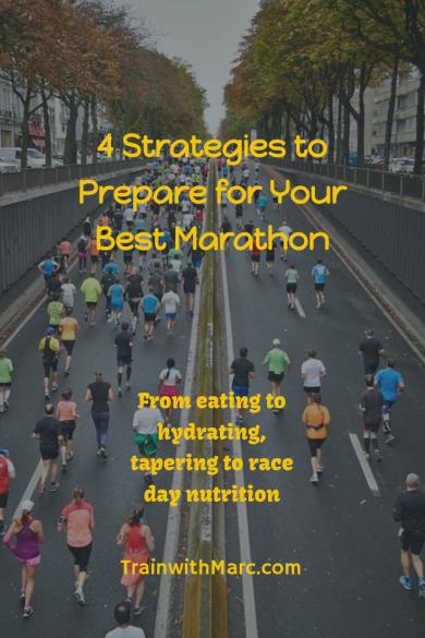 Prepare for your best marathon