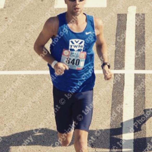 Marc at Broad Street Run