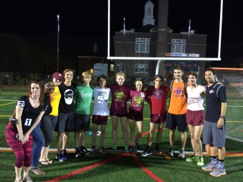 HS runners