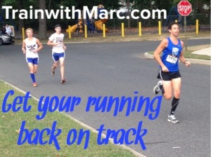 Get your running back on track