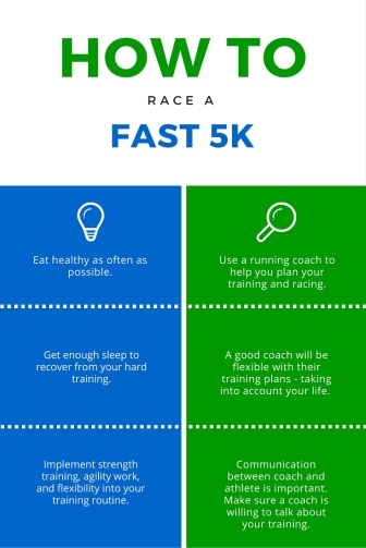 How to run a fast 5k