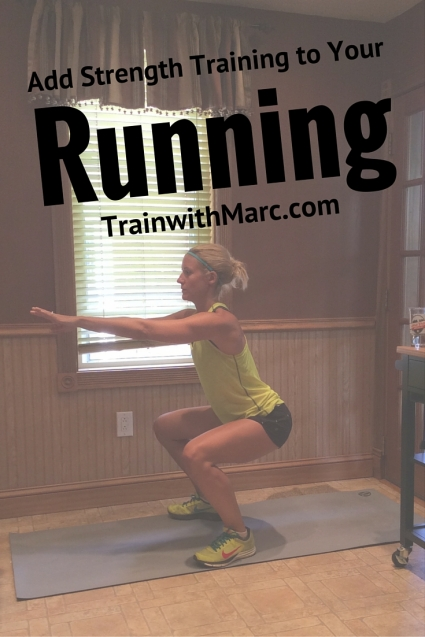Add strength training to your running