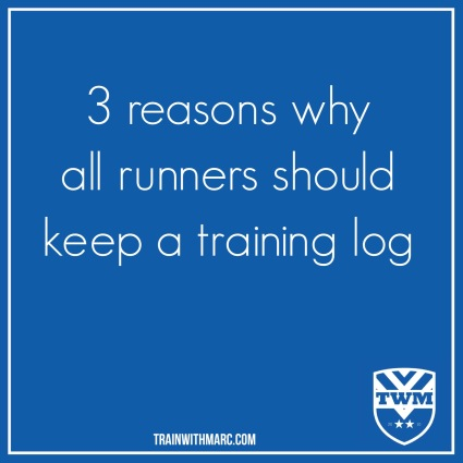 3 reasons why runners should keep a training log
