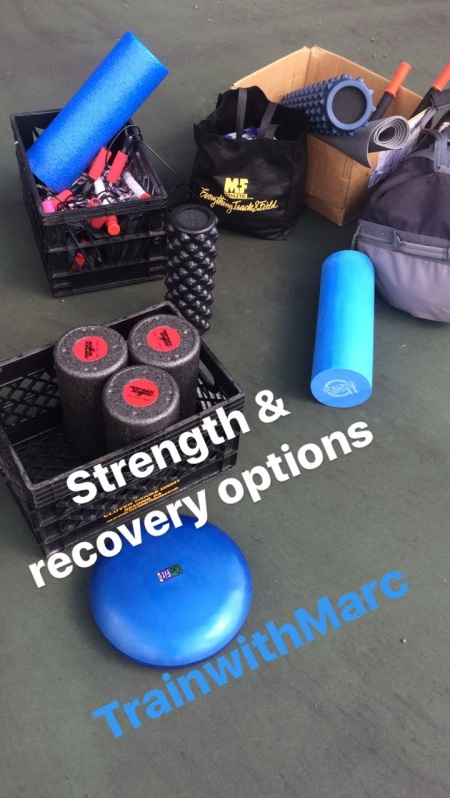 Strength & Recovery Options
