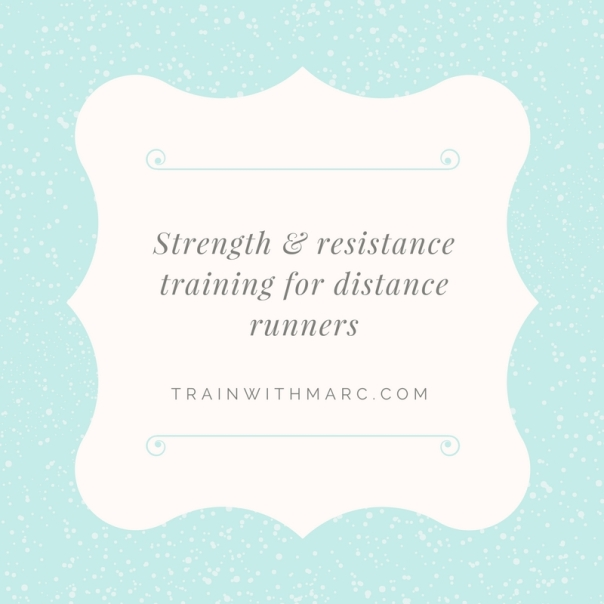 Strength training for runners