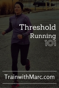 Threshold Running 101