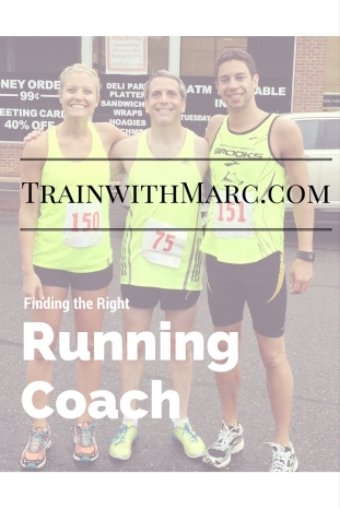 Finding the Right Running Coach For You