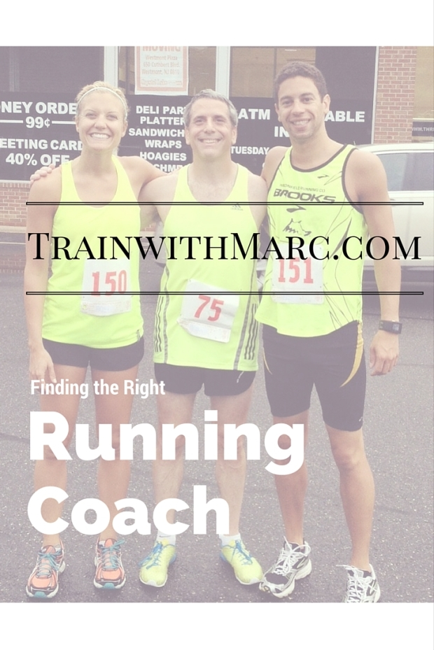 Finding the Right Running Coach