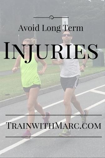 Avoiding Long Term Injuries