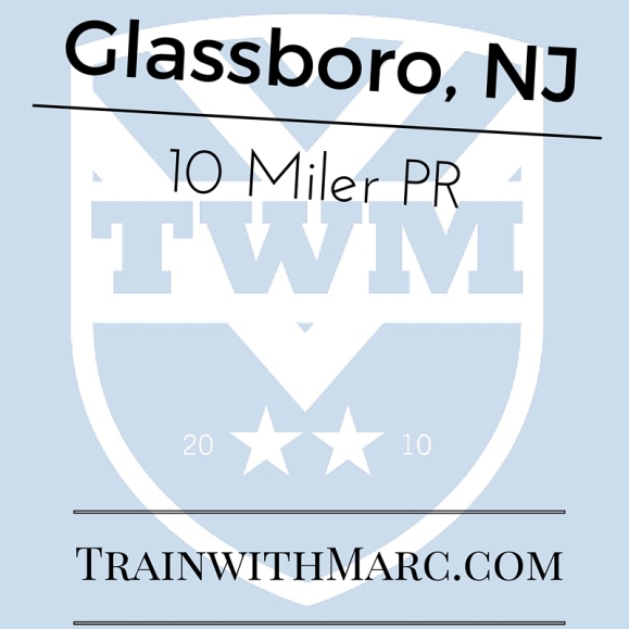 Glassboro 10 Miler