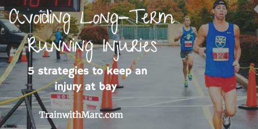 5 useful tips to help you heal faster and get back to running
