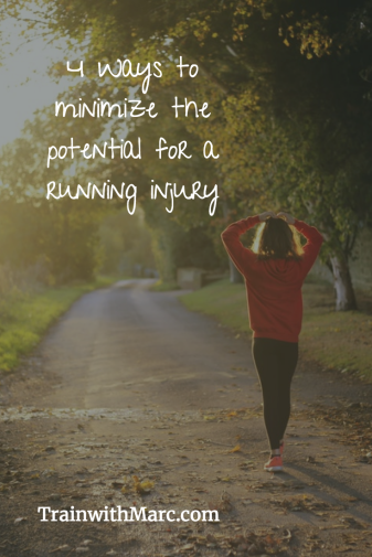 4 ways to keep a running injuries to a minimum
