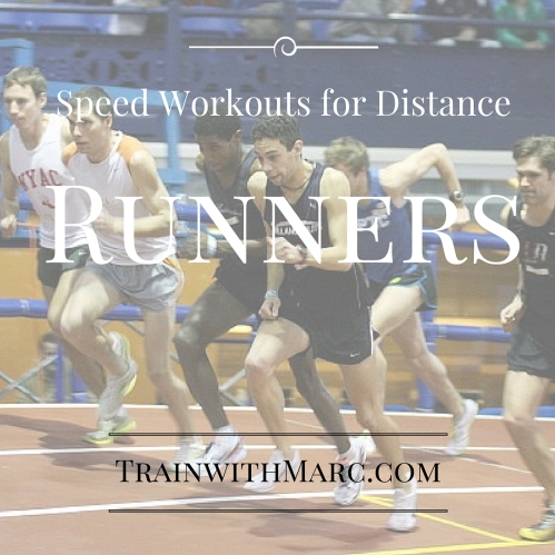 Speed Workouts for Distance Runners