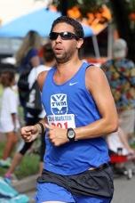 Coach Marc in 4th of July Race