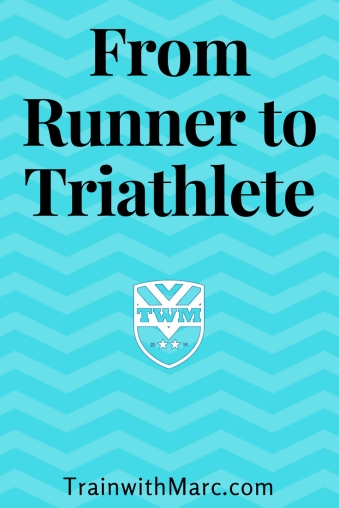 Transition from runner to triathlete