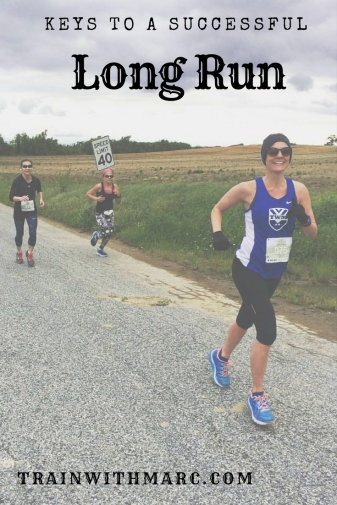 Keys to a successful long run