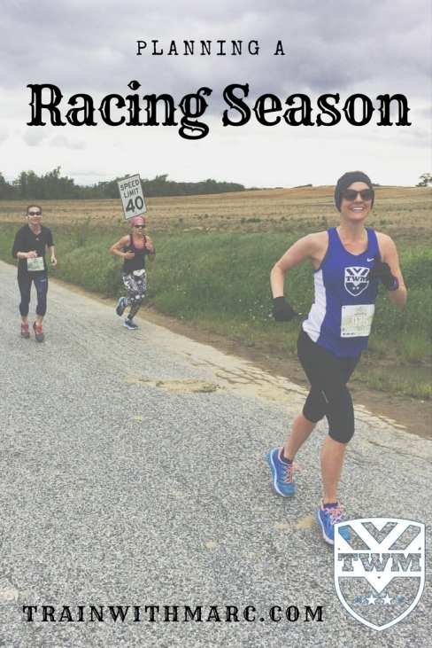Planning your next racing season