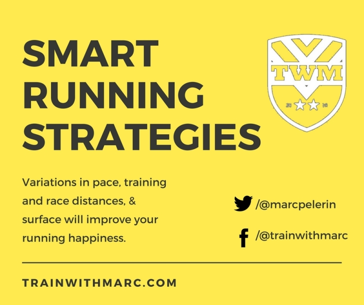 Smart Running Strategies