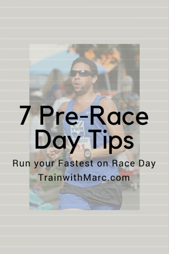 7 Pre-Race Day Tips to Run Your Fastest