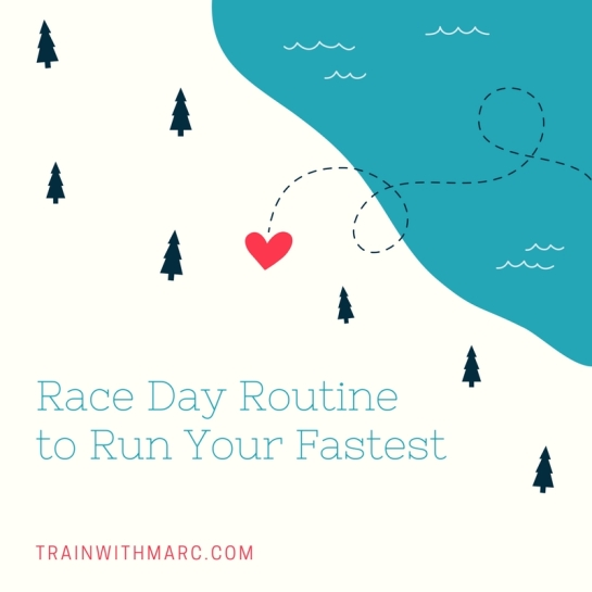 Race Day Routine to Run Your Fastest