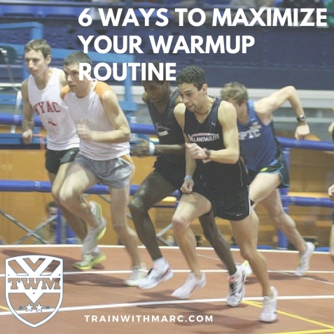 6 ways to maximize your warm up