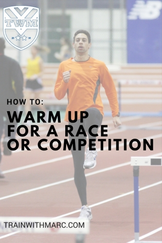 How to: warm up for a race