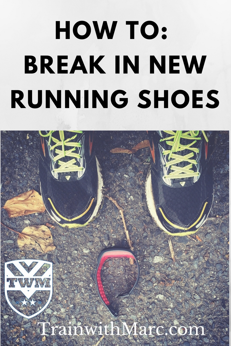 Do you need to break in your new running shoes?