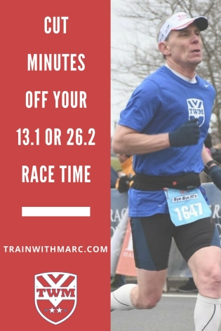 Cutting Minutes off your Long Distance Race
