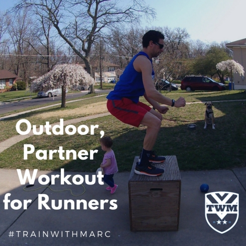 Outdoor Workouts with a Partner