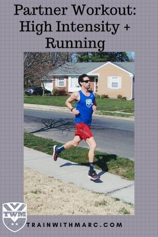 Running Partner HIIT Workout