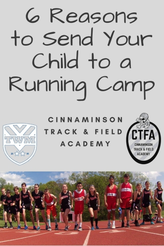 6 Reasons to Send Your Child to a Running Camp
