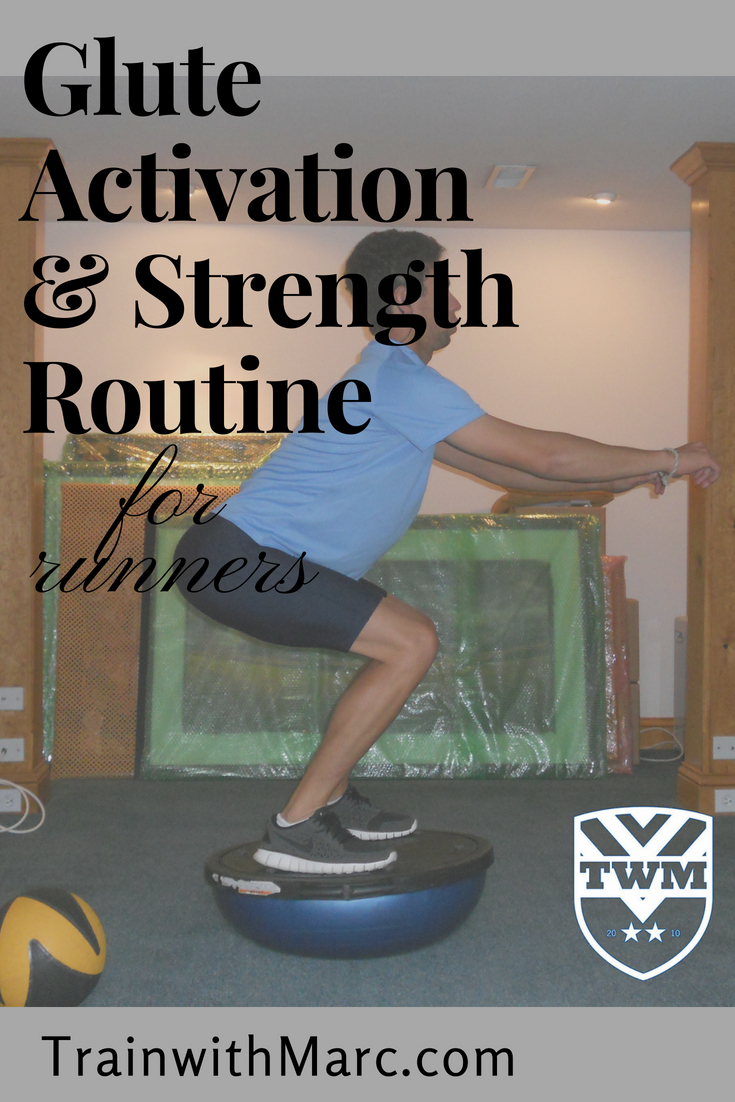 Glute Activation and Strength Routine for Runners