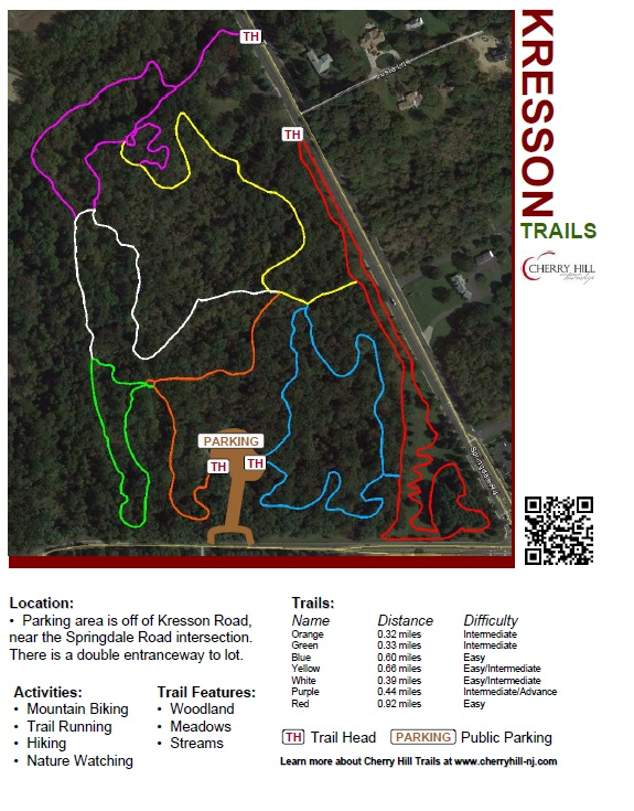 Kresson Trails in Cherry Hill, NJ