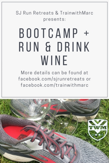 Workout + Wine