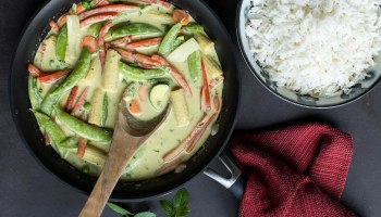 Green Curry with Vegetables